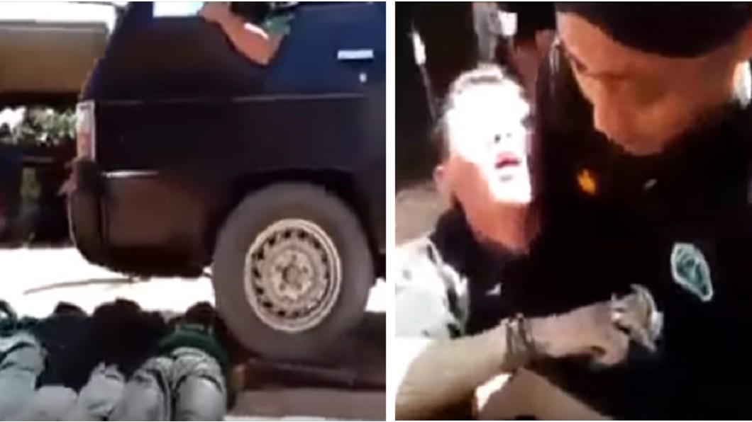 圖/翻攝YouTube 宗教學校車輾學生「秀神蹟」? 家長目睹兒子被壓死
