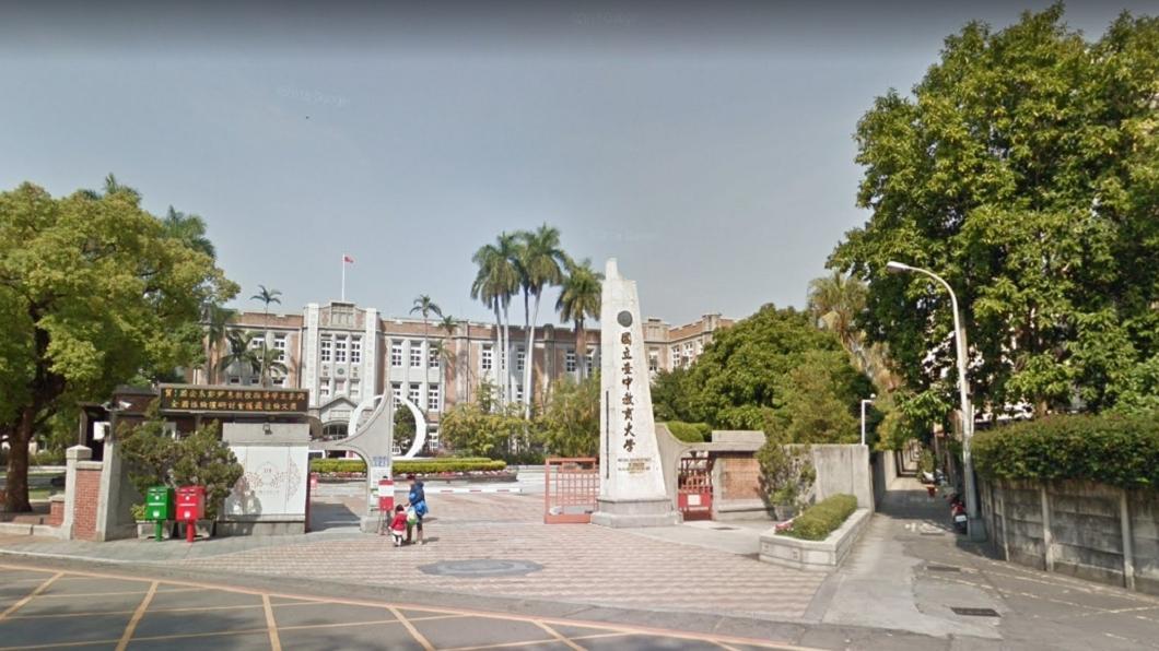 圖/翻攝自Google Map網站 台中教育大學男子墜樓 頭身分離身亡學生目擊奔逃