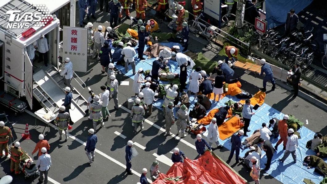 圖/達志影像美聯社 東京地鐵毒氣案 NHK:日本再處決6名共犯