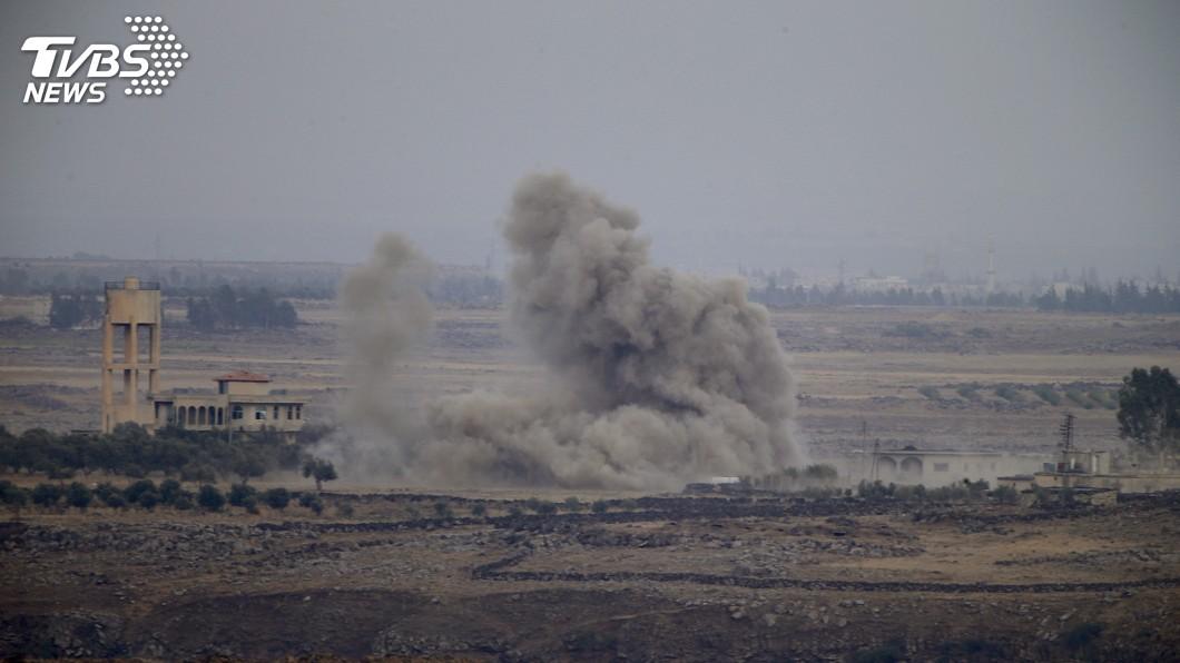 圖/達志影像美聯社 IS攻擊敘利亞南部至少221死 包括127平民