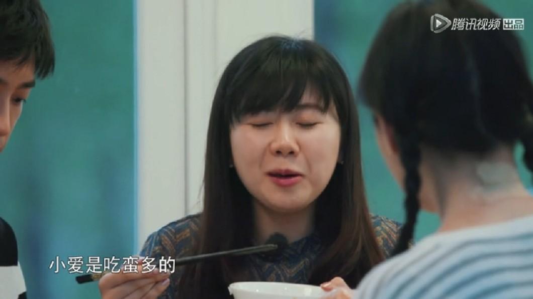圖/翻攝自《幸福三重奏》官方微博 福原愛4碗飯大食量驚呆皇上 江宏傑大爆約會秘密
