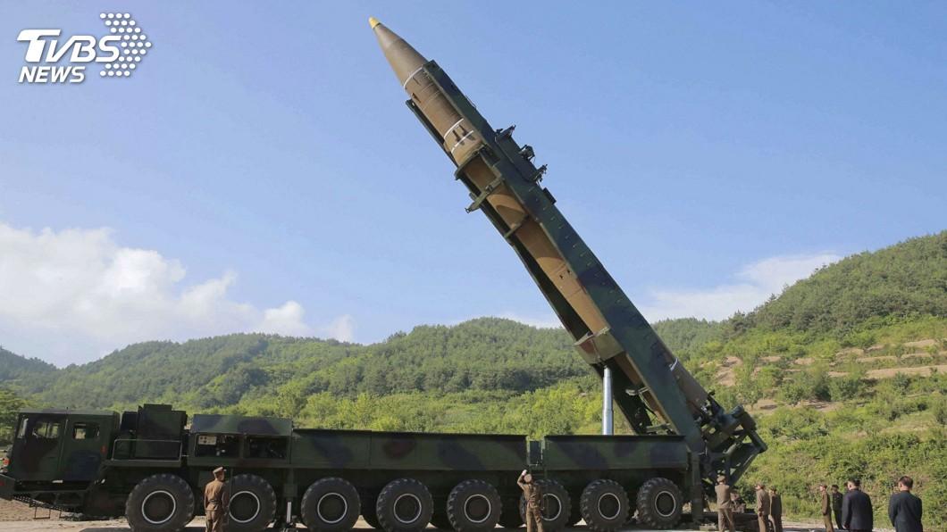 圖/達志影像美聯社 非核化攏係假? 龐佩奧:北韓持續生產核武材料