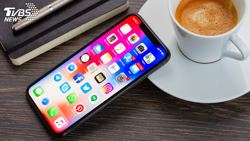 示意圖/TVBS 新iPhone傳均可無線充電 AirPower有眉目