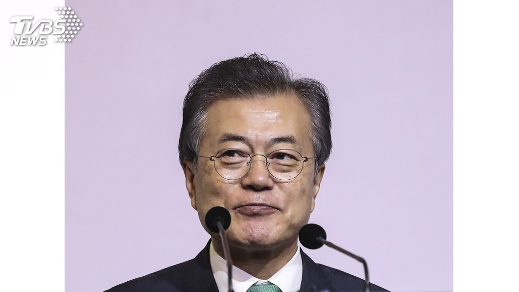 圖/達志影像美聯社 北韓關飛彈試驗場 文在寅:非核化好徵兆