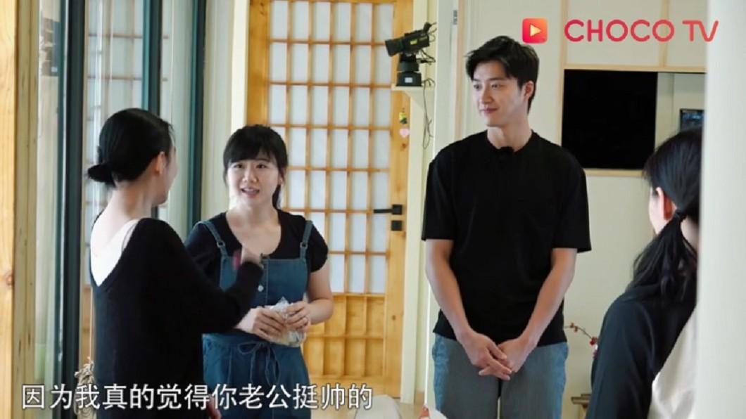 圖/翻攝自CHOCO TV 妳老公真的好帥!小S狂示愛江宏傑 福原愛拱手出讓