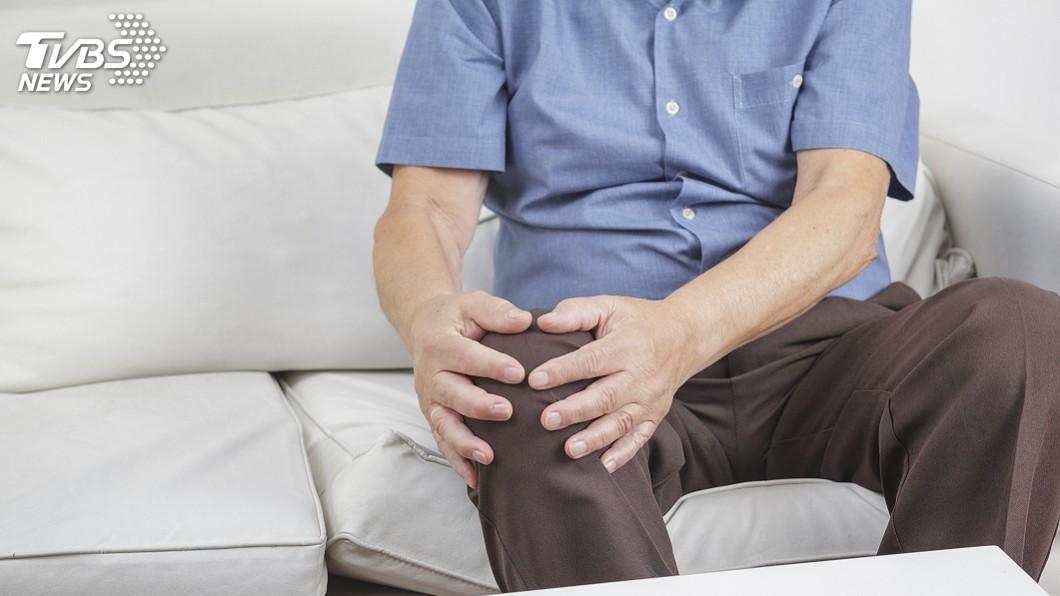 示意圖/TVBS 聽到換膝蓋就害怕 3/4患者不願挨刀