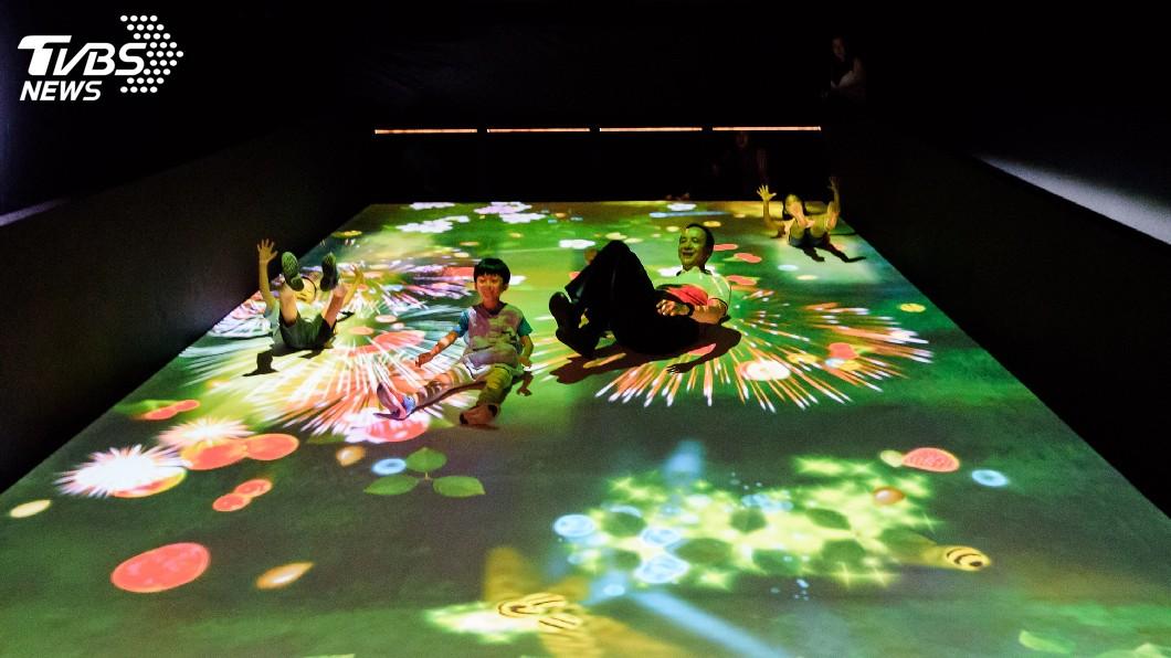 圖/中央社 重返怪獸島 新北兒童藝術節8月3日登場