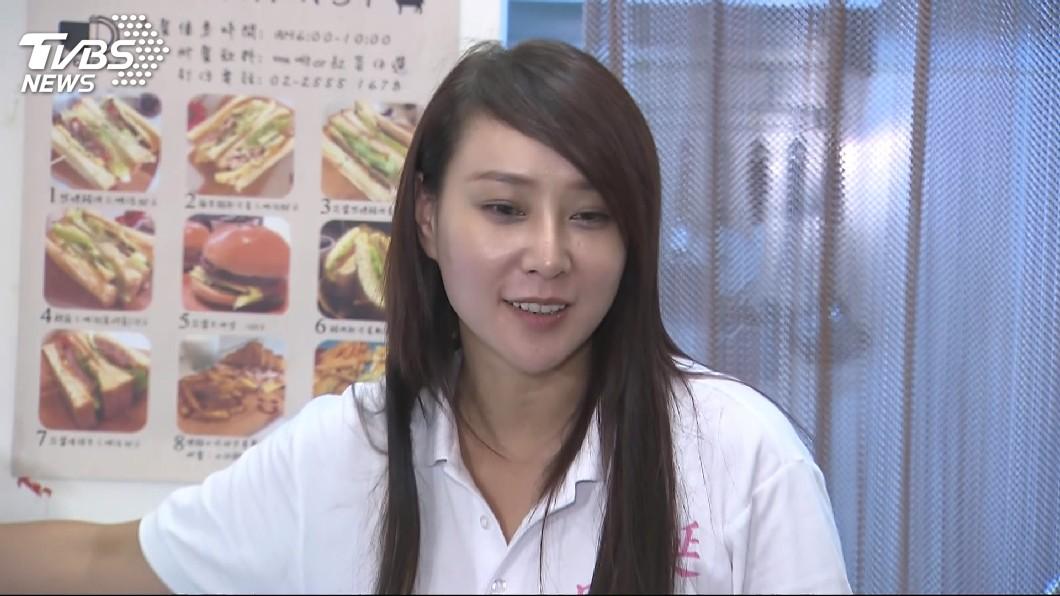 緋聞女主角邱主任。圖/TVBS資料畫面