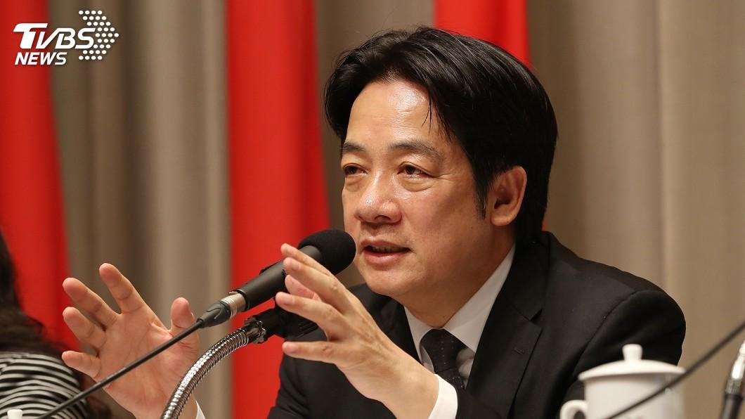 圖/中央社 政院:將空污全部歸因火力發電並不公平