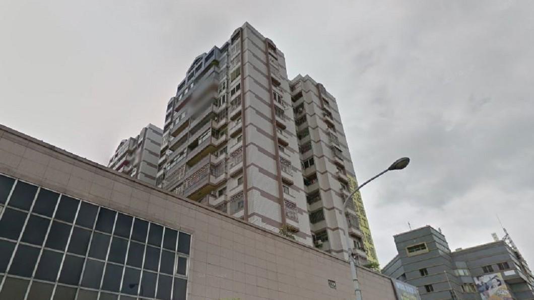彰化員林1處國宅發生墜樓意外。圖/Google Map 冷氣師傅墜11樓!頸部變形亡 小學徒嚇傻「哭到抽搐」