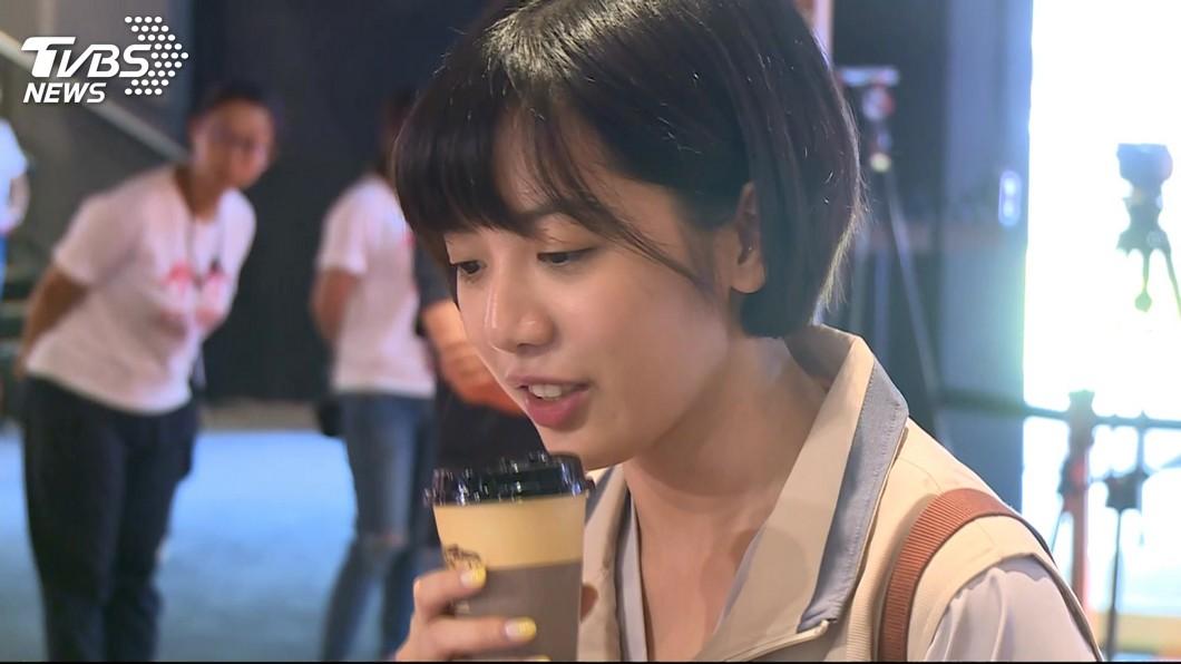 圖/TVBS 「學姐」爆紅引旋風 陳佩琪讚:漂亮又專業