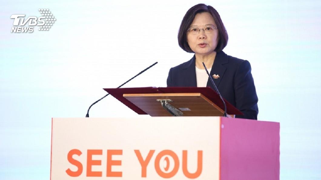 圖/中央社 總統:改革很困難 為了台灣一定要做