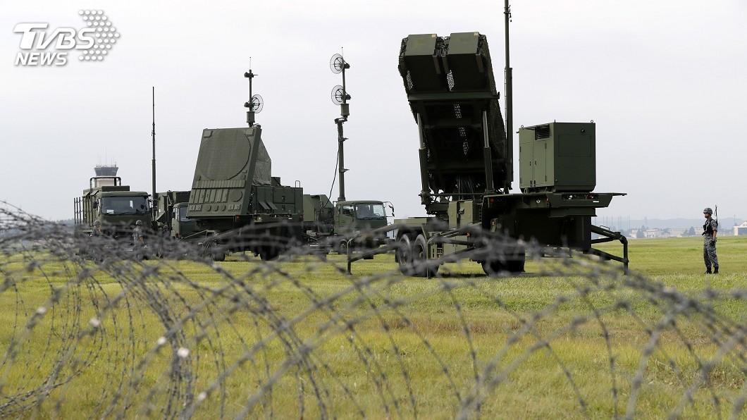 圖/達志影像美聯社 北韓情勢和緩 日本愛三飛彈部隊擬返基地