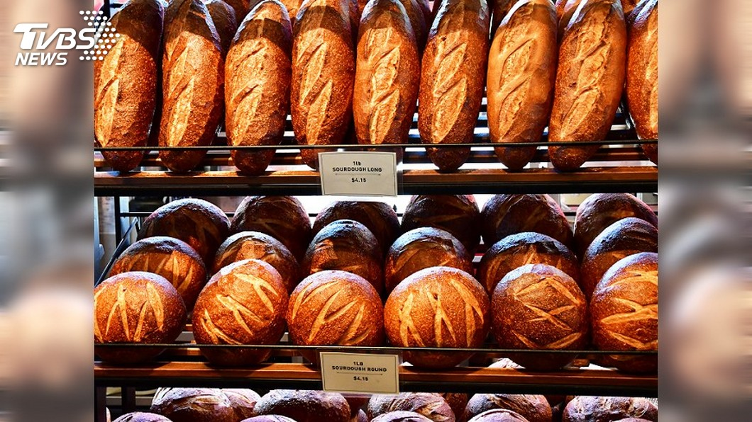 示意圖/TVBS 舊金山獨特酸麵包 外酥內軟成當地招牌