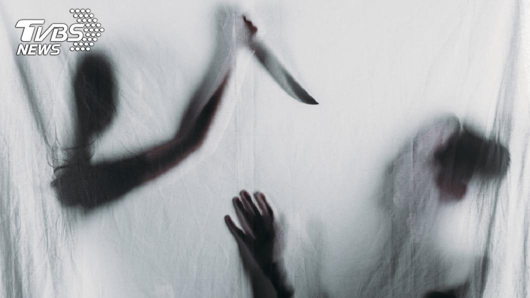 示意圖/TVBS 照顧心力交瘁…孫親手殺了失智奶奶 割喉放血致死