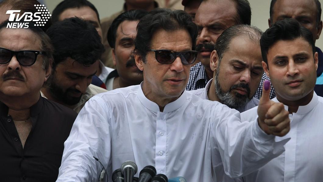 圖/達志影像美聯社 巴基斯坦選後 莫迪和伊姆蘭汗首度通話