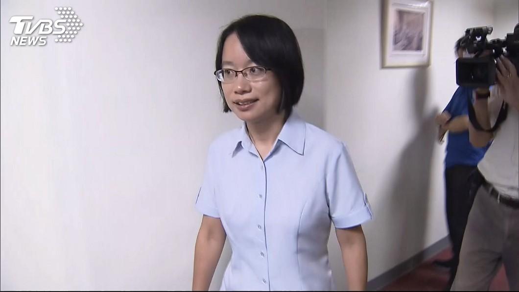 圖/TVBS 北農確定吳音寧即日起解職 由主秘暫代職務