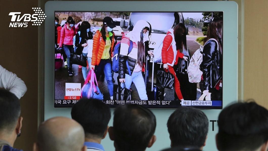 圖/達志影像美聯社 北韓餐廳員工投誠案 南韓人權委員會調查政府