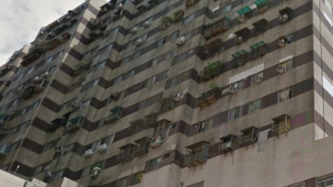 圖/翻攝自Google地圖 這棟大樓最陰? 網友同聲推讓人超毛