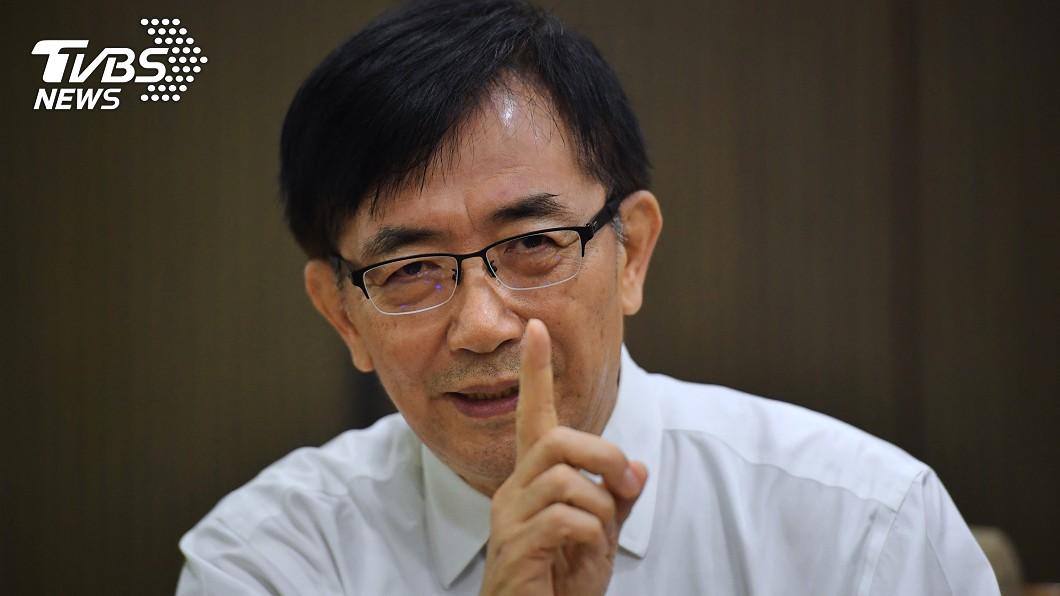 交通部長吳宏謀。圖/中央社