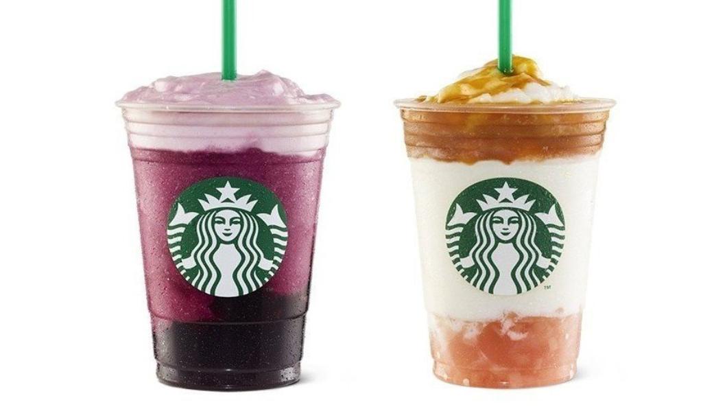 圖/星巴克提供 星冰樂推水果系新口味!8月哪天「買1送1」看這