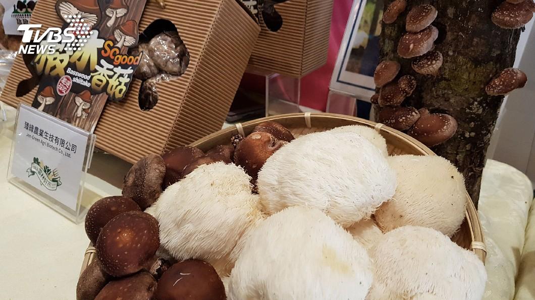 圖/中央社 雲林物產受青睞 前進台灣美食展