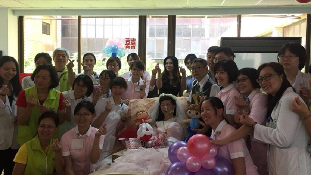 圖/翻攝自應曉薇祝您幸福臉書粉絲團