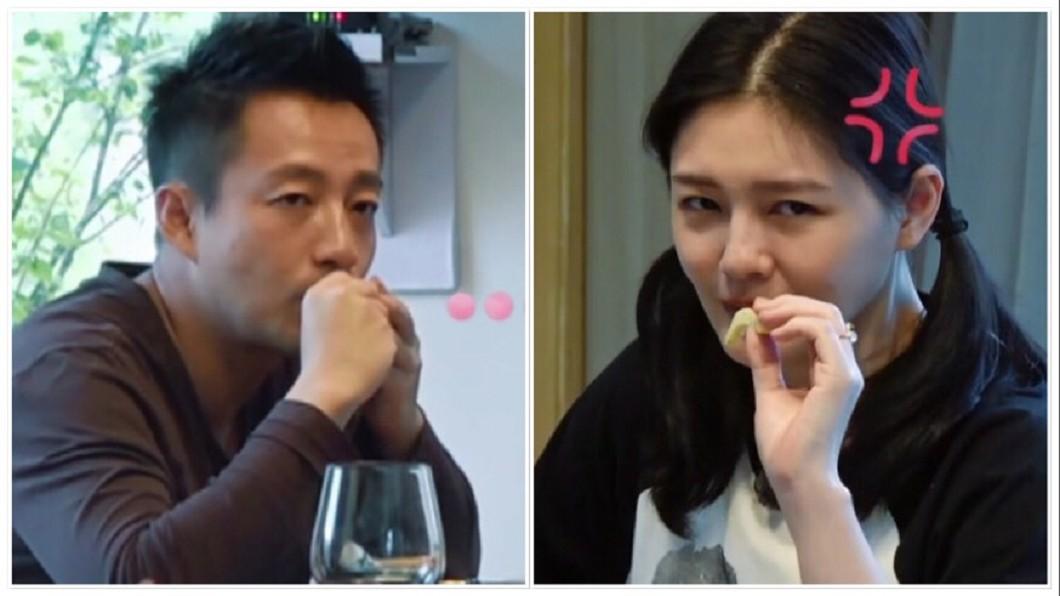 圖/翻攝自CHOCO TV 深怕老婆吃太多!汪小菲「一句話」讓大S爆怒扔鞋