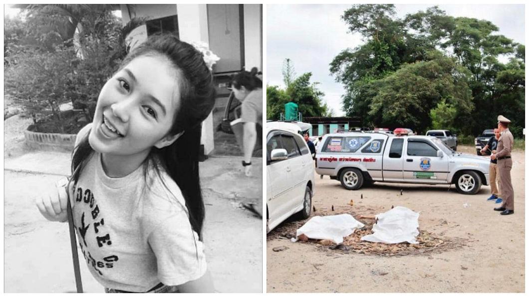 除了正妹之外,她的男性同志好友也遭到槍決,同時慘死街頭。(圖/翻攝自臉書粉絲團บิ๊กเกรียน)