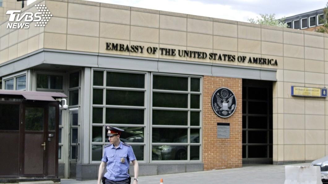 圖/達志影像美聯社 俄女間諜又一樁! 疑潛伏美大使館近10年