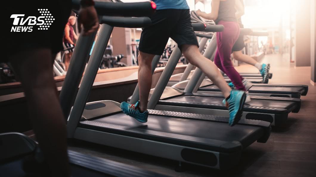 全台健身中心數量至今年6月年增12.6%。(示意圖/shutterstock 達志影像) 全台健身中心家數成長 台中增45.3%居六都之冠
