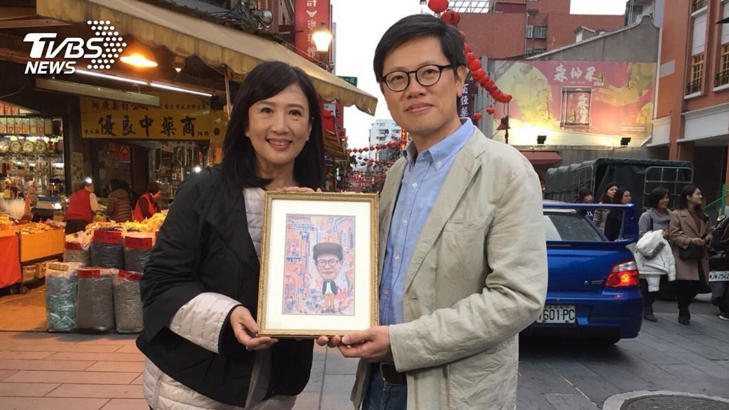 圖/TVBS 《TVBS看板人物》獲文創產業新聞報導獎