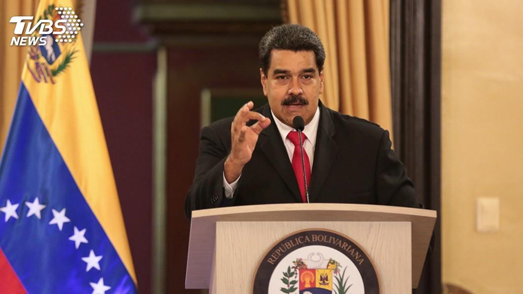 圖/達志影像路透社 委內瑞拉總統躲過暗殺 無人機攻擊威脅全球