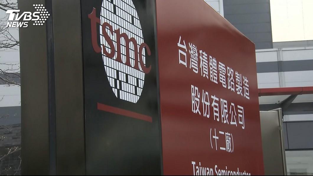 圖/TVBS 蘋果明年7奈米訂單 外資挺台積電