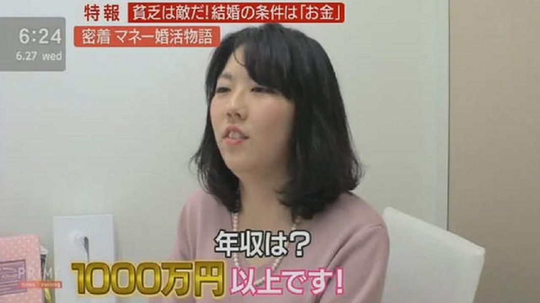 圖/翻攝自 New Monday 網站 櫻花妹徵婚條件「年薪千萬」 網吐槽:認清事實吧
