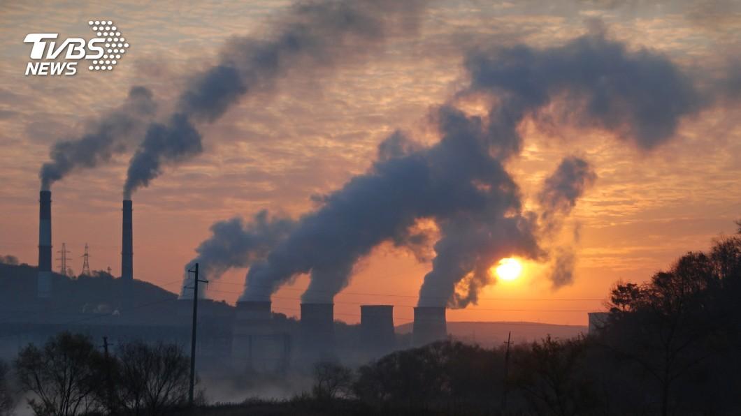 示意圖/TVBS 碳排減少以外 歐盟盼2050氣候中和