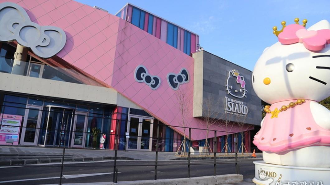 圖/翻攝自Hello KittyIsland Korea官網
