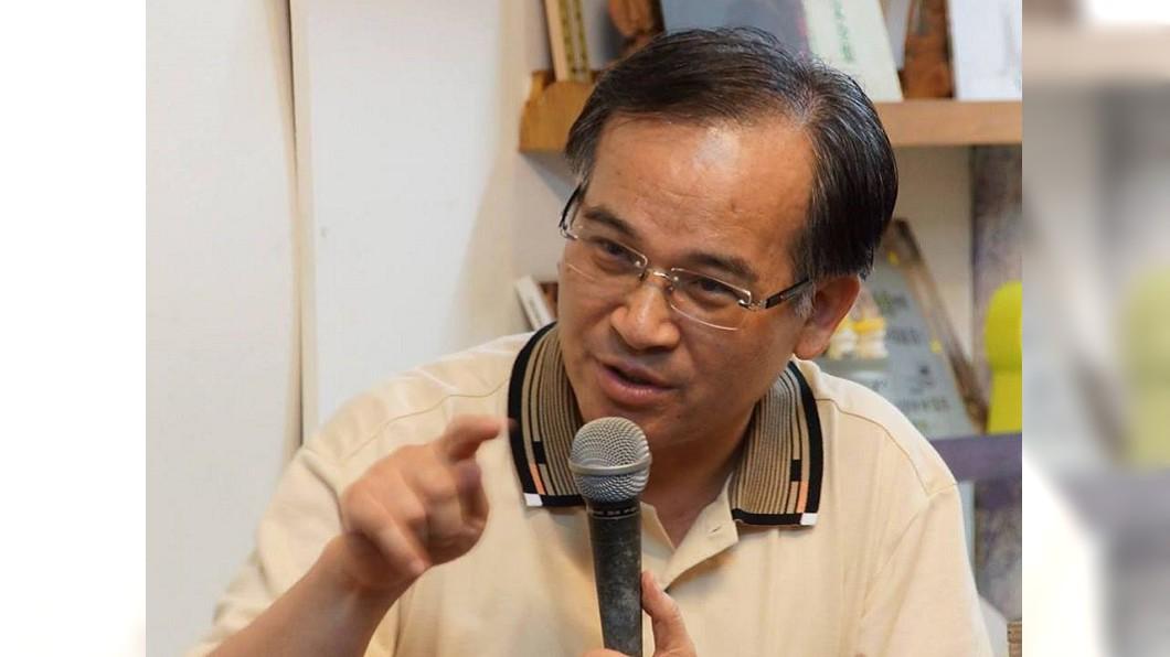 圖/蘇煥智 (Huan-Chih Su)臉書 賴揆說平均月薪4.8萬元 他說中位數可能僅3.5萬元