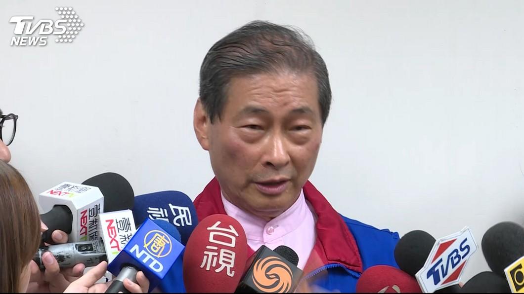 圖/TVBS 白狼父子涉收陸資金援 張安樂遭起訴笑稱「太扯」