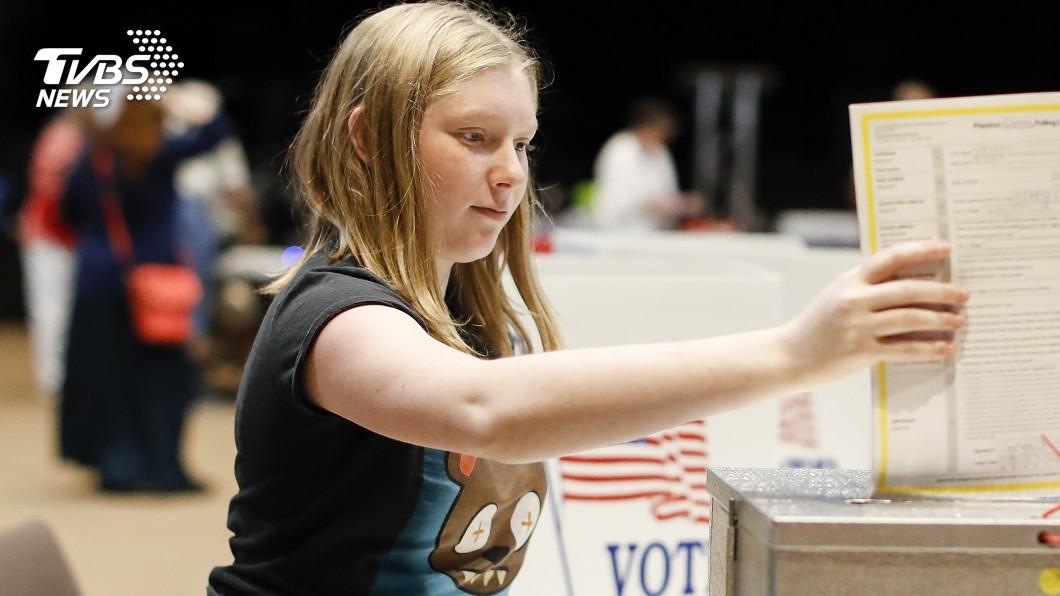 圖/達志影像美聯社 美兩黨決戰俄亥俄州 成期中選舉風向球