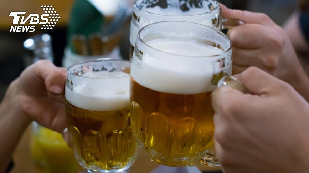 示意圖/TVBS 想想你的肝! 一瓶啤酒要代謝3小時