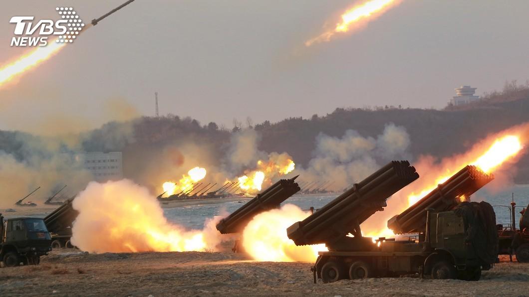 圖/達志影像路透社 美國務卿提8個月交出7成核彈 媒體:北韓說不