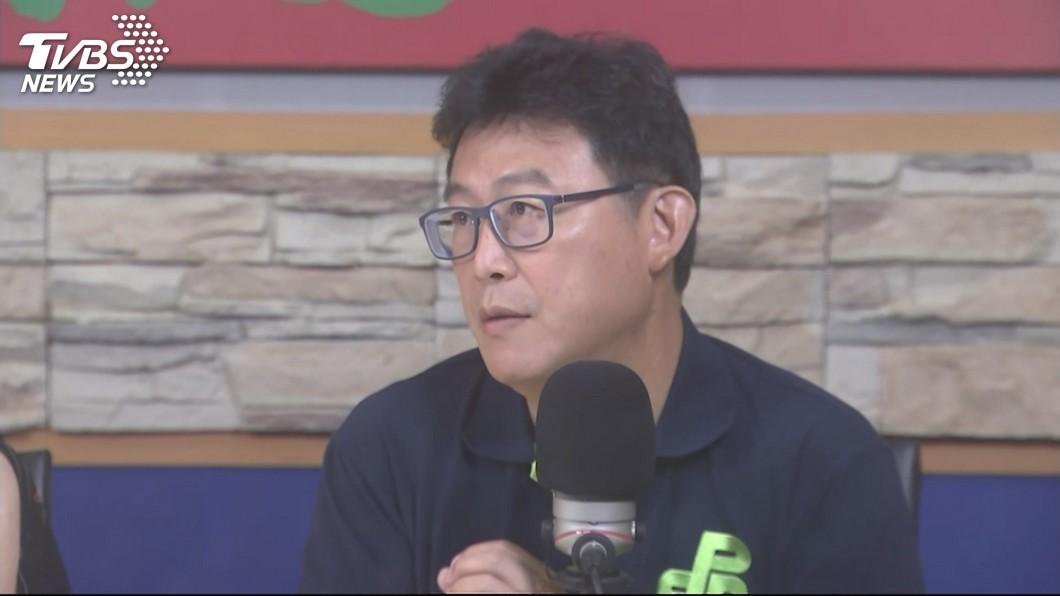 圖/TVBS 民調落後 姚文智:若假新聞充斥不會有真正的民調