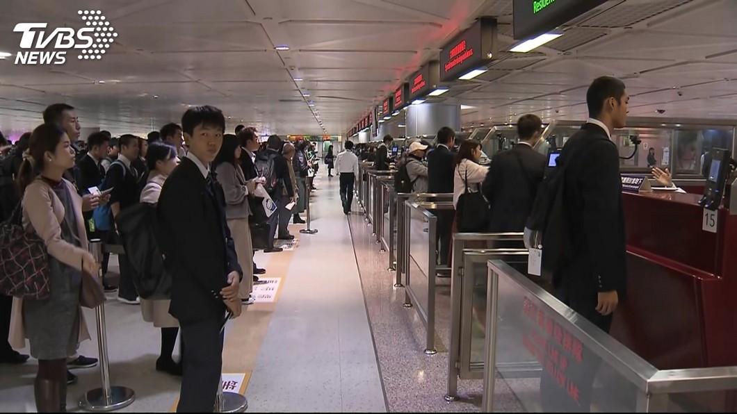 圖/TVBS 白賺了…旅客入境少做這件事 千萬現金全飛
