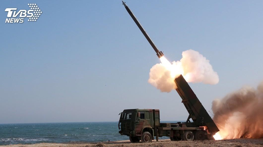 圖/達志影像路透社 北韓責怪美一意制裁 有礙非核化執行