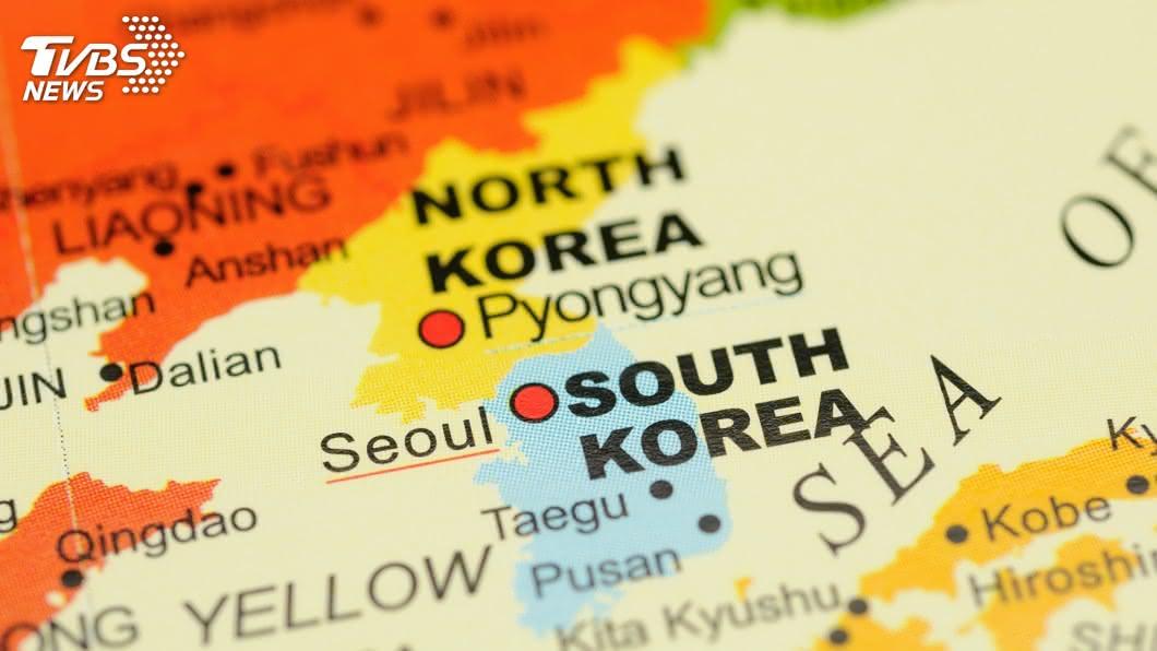 示意圖/TVBS 韓媒:美軍偵察機輪番飛近朝鮮半島 監視北韓
