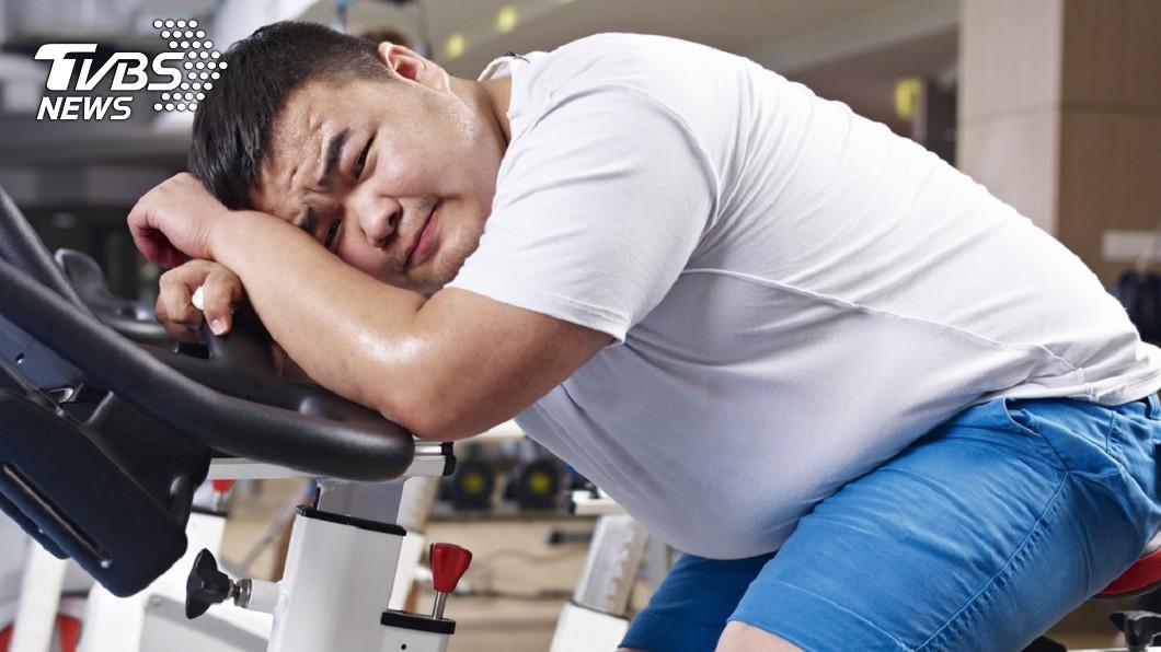 非新聞當事人。示意圖/TVBS 運動搭配飲食仍瘦不了? 當心是「淋巴水腫」在搞鬼