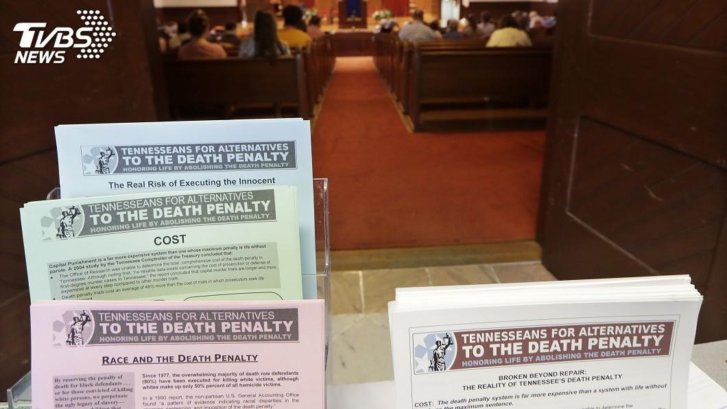 圖/達志影像美聯社 田納西州9年來首度執行死刑 59歲犯人伏法