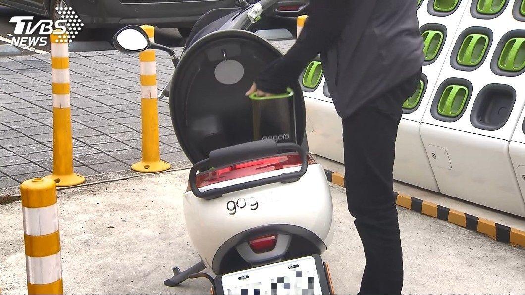 示意圖,與本文無關。圖/TVBS Gogoro新車騎4天就壞! 他抱怨神車變「車王」