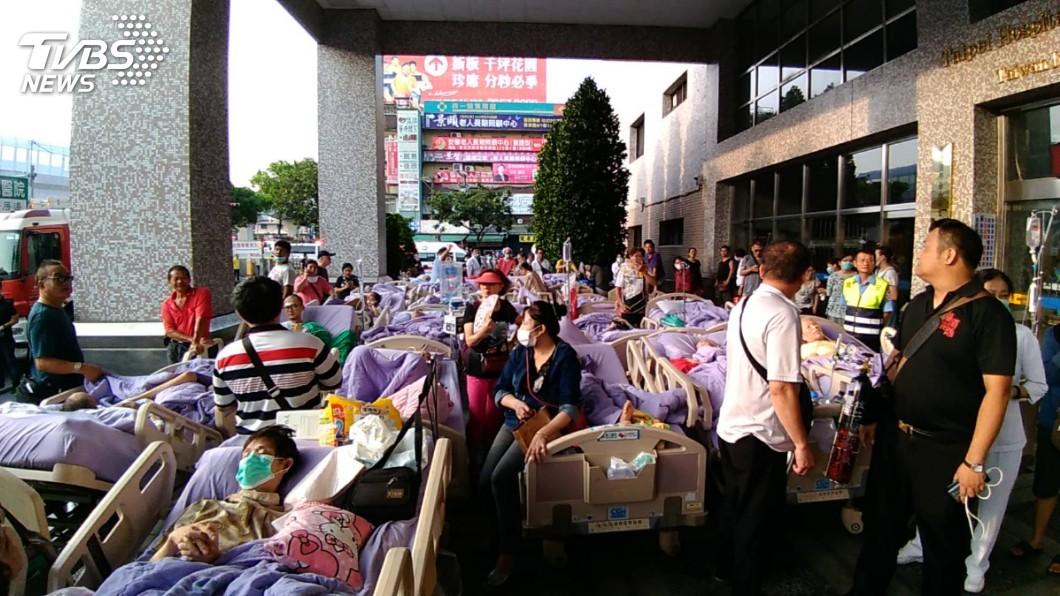 圖/TVBS 醫院惡火奪命繳9千才能領遺體 家屬批:2度傷害